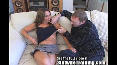 Judy Wife Sharing Session With Dirty D - 4 min