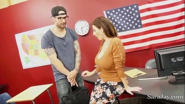 Sara Jay (sara Fucks The Foreign Student !) 28.10.16