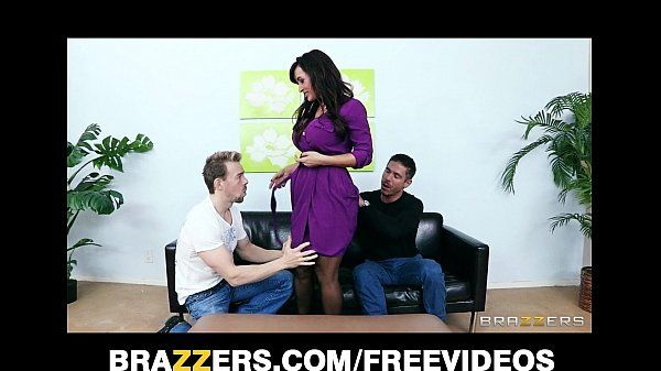 Lisa Ann wants to top her best scenes ever with a DP threesomeHD