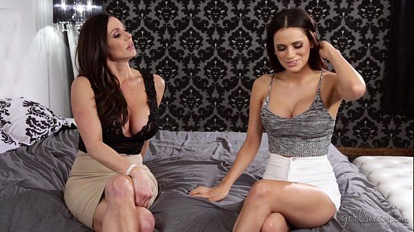 Kendra Lust and Vanessa Veracruz at GirlsWayHD
