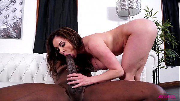 Kendra Lust pounded by Mandingo big black cockHD