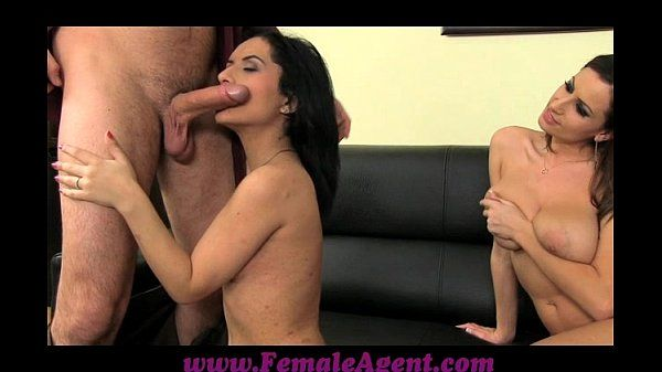 FemaleAgent A real sexual firecracker casting
