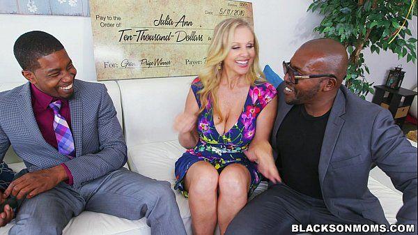Black Cock Lover Julia AnnHD