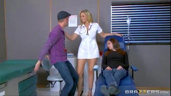 julia ann is one hot nurse
