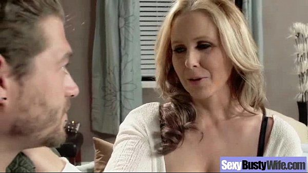 Mature Busty Wife (julia ann) Perform In Hardcore Sex Action Tape video-20