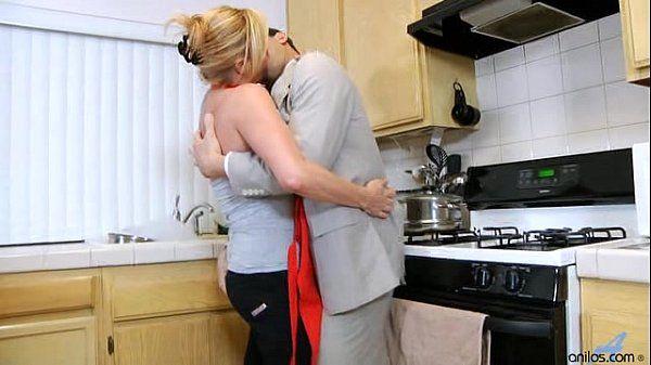 Hardcore Milf in Kitchen