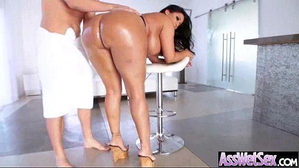 Big Curvy Butt Girl (kiara mia) Get It Deep In Her Behind video-19