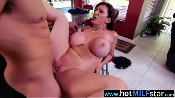 Hot Milf (sara jay) Love Big Cock To Ride It Like A Pro movie-25