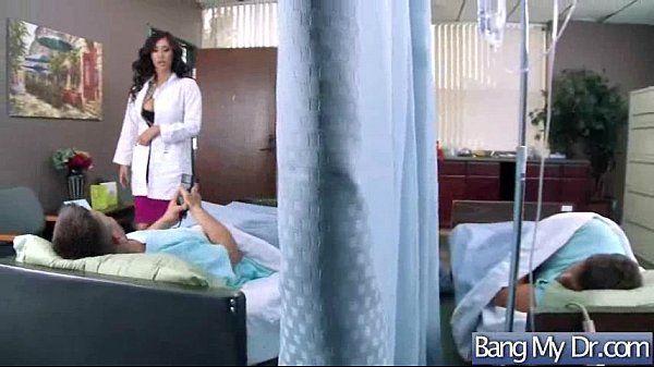 Slut Patient (isis love) Get Sex Hard Treat From Doctor clip-24
