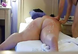 A&N 414 Amateur BBW OLD Massage