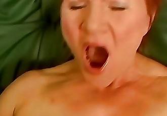 50 plus mature is a true fuckdoll 6 min