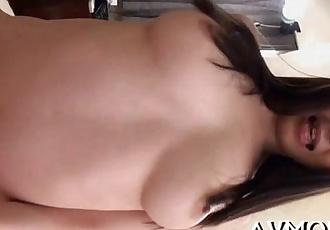 2 stud on one sexy milf - 5 min