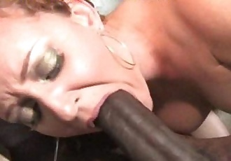 Mom Gets Black-Stuffed - 5 min