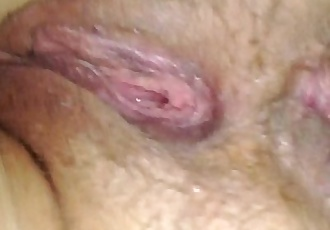 After fucked in ass and pussy till she passed out - 59 sec