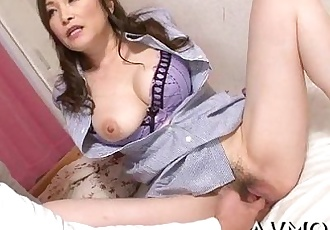 Horny mother id like to fuck gets trio - 5 min