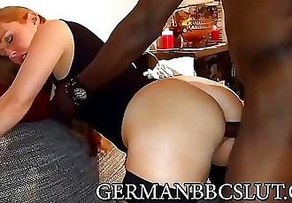 GERMANBBCSLUT Germal Wife Jane Dark Slutty White Pussy 5 min 1080p