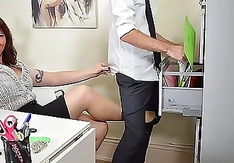 Scarlett B Wilde Sexy Secretary 96 sec 1080p