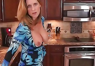Dirty Talking Mommy Roleplay POV 12 min HD