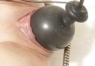 Marcella extreme pussy training II - 7 min
