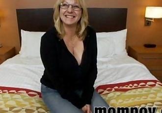 big tits mature riding cock - 5 min