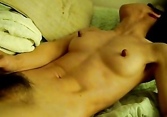 Erection nipples slut Takako Yagi Japanese milf Masturbation