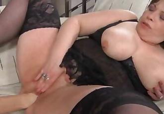 Russian BBW mature Caroline M 2