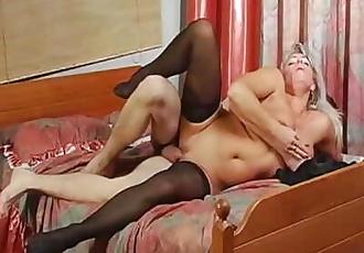 Russian mature Elaine 6