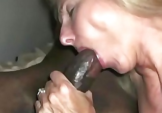 Chery Leigh has a bottomless asshole and it loves BBC 44 sec