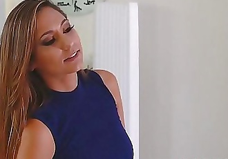 Stunning Stepmother Is A Sexy Teacher 8 min 720p