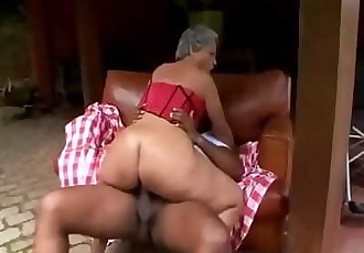 EVASIVE ANGLES My Brazilian Grandma 24 min