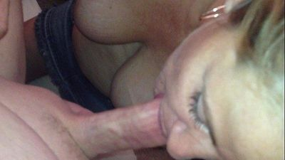 Friends Mom Blows Me - 2 min