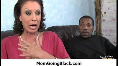Black monster fucks my moms tight pussy 39 - 5 min