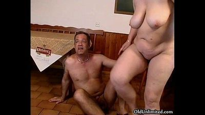 Thick mature mom with big tits gets - 5 min