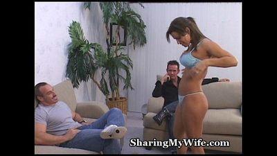 Wifey Has Happy Holiday - 5 min