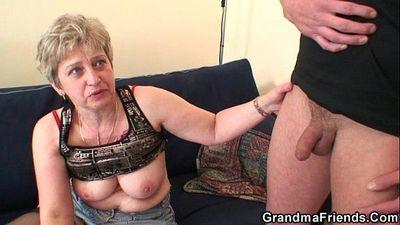 бабушка мальчика