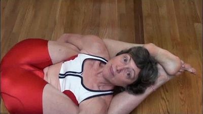 Incredible Mature Contortionist Goldsole57 Compilation - 6 min