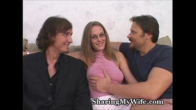 Sissy Hubby Shares Wife\