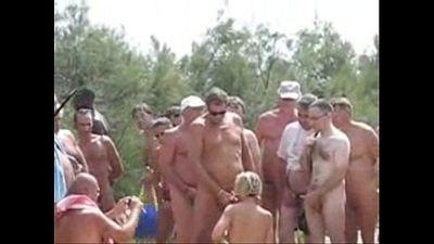 해변에서 섹스