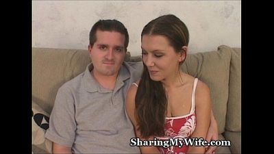 Sharing My Hot Wife - 3 min