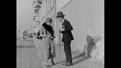 agenor est La cueillette jusqu' français 1918 - 8 min