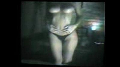 Argentina : Bailarina de GERARDO SOFOVICH - video casero impresionante - 8 min