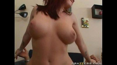 Redhead Mom Likes to Ride! - 3 min