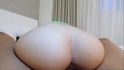 Great Big Breasted Mia Khalifa Gettin Fucked Flat On Her Back