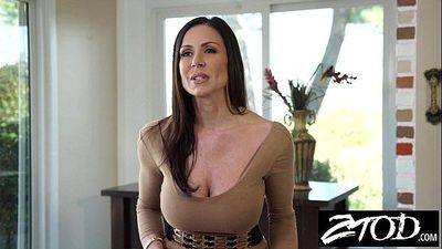 Kendra Lust is a big ass milf who loves big cockHD