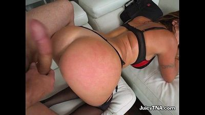 Hot Realtor Julianna Vega Gets Doggystyled By Client