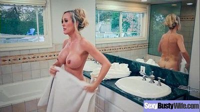(Brandi Love) Busty Milf Like Hard Style Sex On Camera video-07