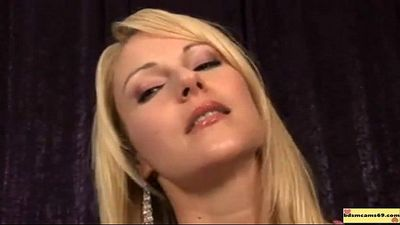 Samantha Ryan Jerk off Instruction, Free Porn