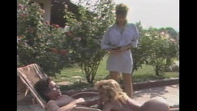 03 Night of loving dangerously sc2 Christy Canyon Ginger Lynn and Peter North