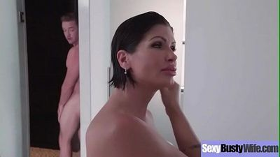 Hardcore Sex With Naughty Busty Sexy Wife (Shay Fox) video-25