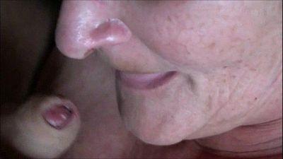 Cumming Into Granny\